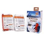 Blizzard Survival Jacket, Orange