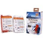 PerSys Blizzard Rescue Jacket, Orange