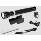 MagCharger Rechargeable LED Flashlight System