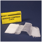 Compress Bandage, Non-Adherent, 4inch