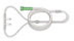 Oxygen Nasal Cannula w/7 Foot Smooth Bore Tubing, Standard, Straight Tip, Adult *Discontinued*