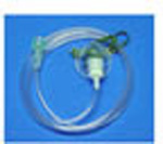 Oxygen Masks, Medium Concentration, 7ft Oxygen Tubing, Universal Oxygen Connector, Infant
