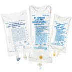 Dextrose 5% / Sodium Chloride 0.45%, 1000ml Bag