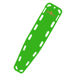 Base Board, 72inch x 16inch x 1 3/4inch, With Pins, Lime Green
