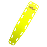 Base Board, 72inch x 16inch x 1 3/4inch, Without Pins, Yellow