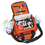 Curaplex Med-E-Pak II Kit, Orange Bag