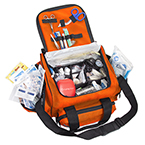 Curaplex Med-E-Pak III Kit, Orange Bag