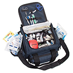 Curaplex Med-E-Pak II Kit, Navy Bag