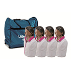 Little Anne CPR Training Manikin, Brown Skin, 4 Pack incl Mats, Faces, Airways *Limited Quantity*