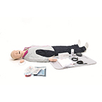 Resusci Anne QCPR AED, Full Body, with Airway Head, for Use with Feedback Tool (Not Included)