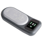 CPRmeter with Battery, Patient Adhesives, 2GB MicroSD Card and Sleeve*Discontinued*