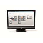 SimPad AiO Simulated PT Monitor, 23inch