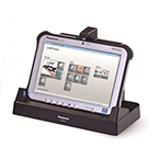 Rugged Tablet Instructor - Patient Monitor