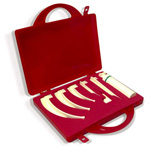 Curaplex Laryngoscope Set with Handle, Mac/Miller *Discontinued*