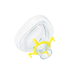Curaplex Air Cushioned BVM Mask, Toddler