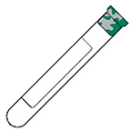 Vacutainer Plus Blood Tube, Lithium Heparin, Conventional Closure, Plastic, Green/Gray, 16 x 100mm x 8.0ml*Discontinued*