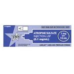 Atropine, 1mg, 10ml Luer Jet Prefilled Syringe