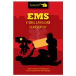 EMS Visual Language Translator, Laminated