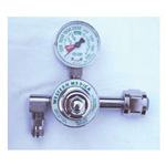 Bottom Port Gauge, 2inch, 1/4inch NPT Male