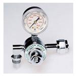 Medical Air Regulator, CGA-346, Nut and Nipple Inlet, 50 psi Preset