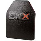 Hard Armor, DKX MAX III, for use with Rescue Task Force Vests