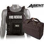 ELSA Rescue Task Force Vest Kit, Black *Discontinued*