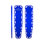 Ultra-Vue 18 Backboard, 72inch x 18inch x 1 3/4inch, Includes 12 Speed Clip Pins, Blue