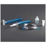 Bag Assist Nebulizer Kit, includes Medic-Aid High-Speed, Side Stream Nebulizer