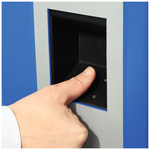 Biometric Fingerprint Reader for UCapIt Dispensers