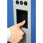 Biometrics Station for UCapIt Dispensers