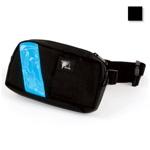 EMS-2 WaistPak Fanny Pack, Black, w/o Reflexite