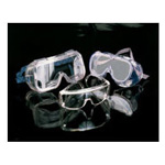 Impact Goggle, Chemical, with Anti Fog, Ansi Approved