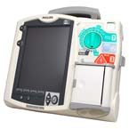 Recertified Philips MRx Biphasic Defibrillator, 12-Lead with Pacing, SPO2, EtCO2, NiBP, IBP, AED, and Temp, Military Version