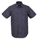 5.11 Men B-Class Station Shirt, Short Sleeve, Fire Navy, SM