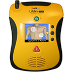 Recertified Defibtech LIfeline View AED