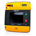 Recertified Lifepak 1000 AED with ECG Display