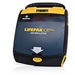 Recertified Lifepak CR Plus Biphasic AED, Fully-Automatic