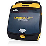Recertified Lifepak CR Plus Biphasic AED, Semi-Automatic