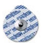 Medi-Trace 135 Electrodes, Foam, Pediatric, 1 3/16inch Tear Drop, 5/pk