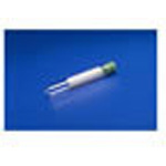 Monoject Blood Collection Tube, Green Stopper, 13 x 75mm, 5ml Draw *Discontinued*
