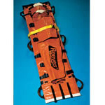 Reeve Sleeve, 73inch x 24inch, Orange, incl Head Blocks, Head/Chin Straps, Case