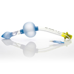 King Airway Tube Only, LTS-D, Double Lumen Tube, Yellow, Adult, Size 3, 4 to 5 Ft *Discontinued*