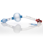 King Airway Tube Only, LTS-D, Double Lumen Tube, Red, Adult, Size 4, 5 to 6 Ft *Discontinued*