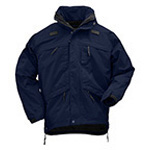5.11 Men 3-in-1 Parka, Dark Navy, XS