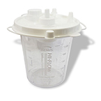 Canister, for SSCOR Suction Units, Disposable, 1200cc