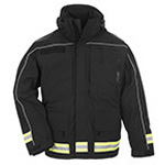 5.11 Men Responder Parka, Black, 4XL