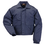 5.11 Men Double Duty Jacket, Dark Navy, SM