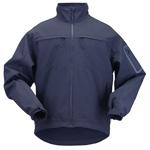 5.11 Men Chameleon Softshell Jacket, Dark Navy, XS 48099-724-XS