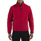 5.11, Jacket, Valiant Softshell, Range Red, Size 4XL