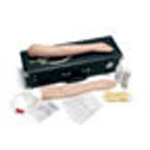 Muti-Venous IV Training Arm Kit, Pediatric, w/Carry Case
